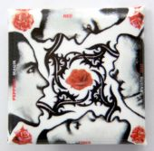 Red Hot Chili Peppers - 'Blood Sugar Sex Magik' Square Badge